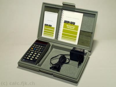 HP-55 Set
