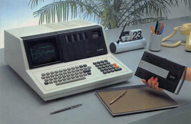 Casio FX-9000P